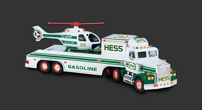 Hess Toy Truck 1995