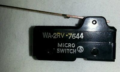 MICRO SWITCH -LIMIT SWITCH 7644 lot of 5
