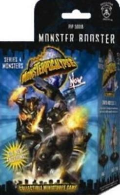 Privateer Monsterpocal Series #4 - Monsterpocalypse Now, Monster Boost Box MINT