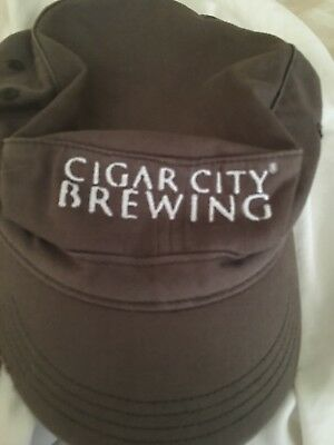 Cigar City Brewing Castro Hat Never Worn