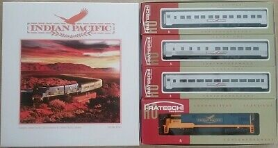 Frateschi Ho Indian Pacific  Pack