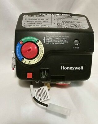 Honeywell WV8870A1008 3210649 Water Heater Gas Valve Thermostat NEW