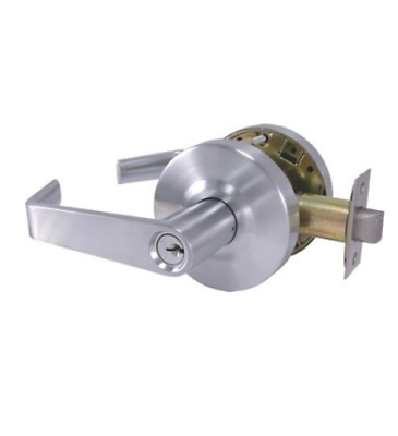 Design Hardware COMMERCIAL Entry Lockset-X-82-F-US26D-(w/ Schlage cyl & keys)