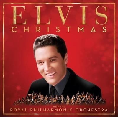 ELVIS PRESLEY Christmas With Elvis And Royal Phil Orchestra (Deluxe Ed) CD NEW