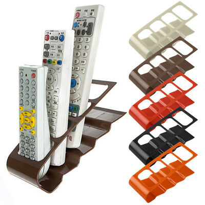 TV DVD VCR Remote Control Mobile Cell Phone Holder Stand Storage Organizer ODD