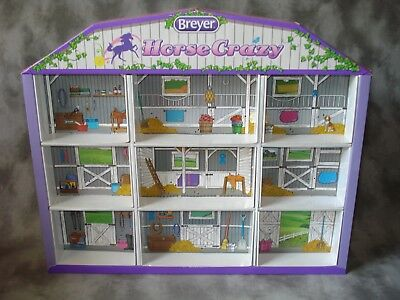 Breyer Stablemate Tack/Accessories Horse Display #2