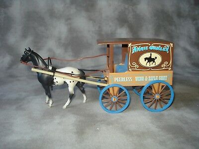 Breyer Stablemate Tack/Accessories Annie Oakley Wagon