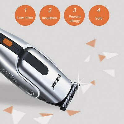 Multi-functional Electric Hair Clippers Nose Ear Hair Trimmer Beard ClippTL