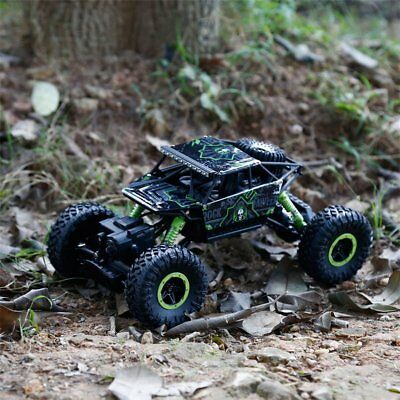 1:18 full-scale 4WD 2.4GHz Remote Control Climbing Car 4x4 Double Motors TTL