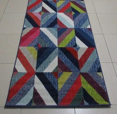 New Modern Heatset Quality Floor Hallway Runner Rug 80X150Cm