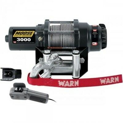 WINCH MOOSE 3000 FOR QUADS 1360 Kg-SYNTHETIQUE-4505-0482