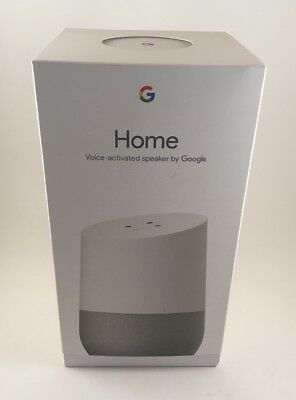 LOT OF BRAND NEW IN BOX Google Home - White Slate and Chromecast