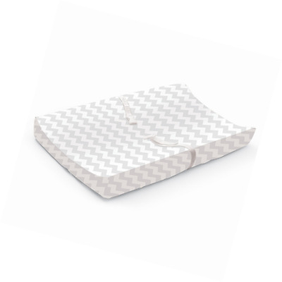 Summer Infant Ultra Plush Changing Pad Cover, Chevron