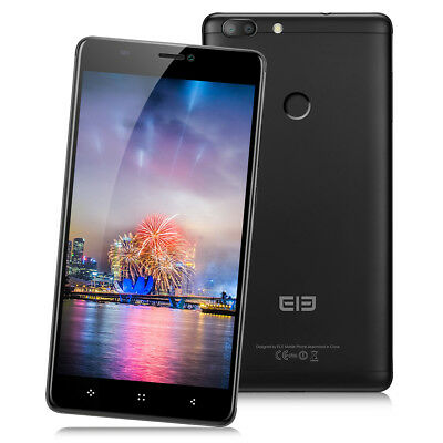 "Elephone C1 Max 6"" 32Go 2Go 4G LTE Téléphone Android7.0 Smartphone 3*Camera 13MP"