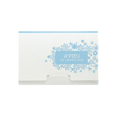 [A'PIEU] Oil Control Film - 1Pack (50pcs)