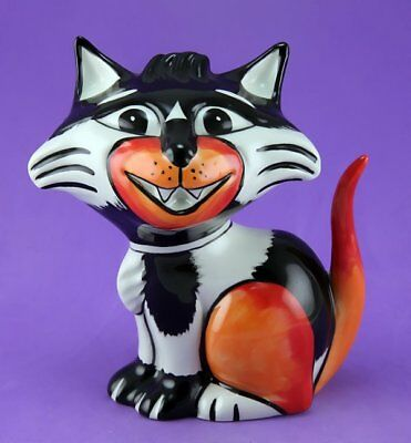 Lorna Bailey DRAX VAMPIRE CAT COLOURWAY PROTOTYPE FROM A LIMITED EDITION OF 7