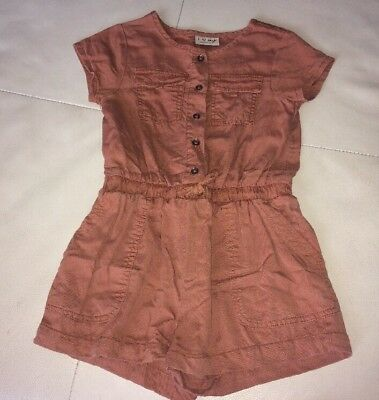 Girls Playsuit From Next (Age 8 Years)