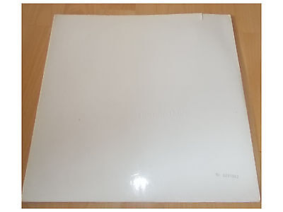 The Beatles - White Album 2 LP Poster Fotos  Cover with top opening SMO 2051/52