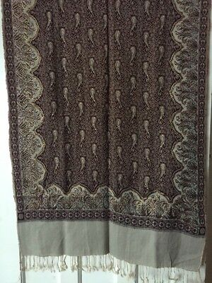VERY HIGH QUALITY Shawl With Stonework (MUST SEE)  (27)