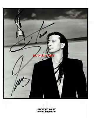 Steve Perry Journey 8x10 Autographed Photo Reprint