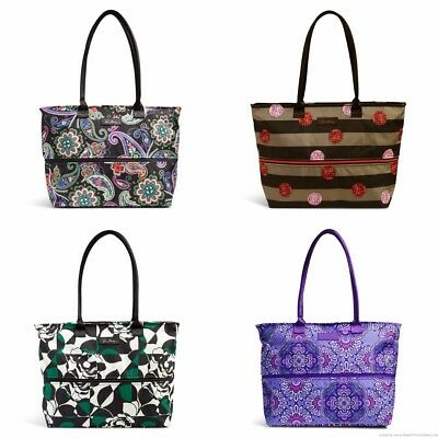 NWT Vera Bradley Lighten Up Expandable Travel Carry On, Gym, Beach Tote MSRP $88