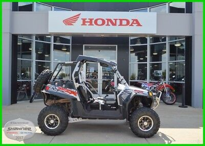 2012 Polaris Ranger RZR XP 900 S Liquid Silver LE Used