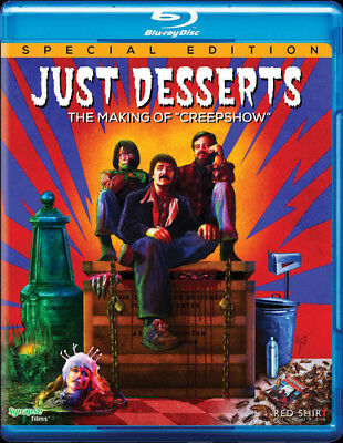 Just Desserts: The Making Of Creepshow 654930318799 (Blu-ray Used Like New)