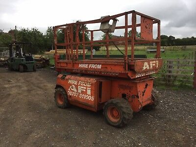 All Terrain Scissor Lift GS 2668