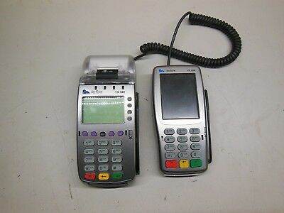 Verifone vx520 Credit Card Terminal With Vx820 PinPad Contactless
