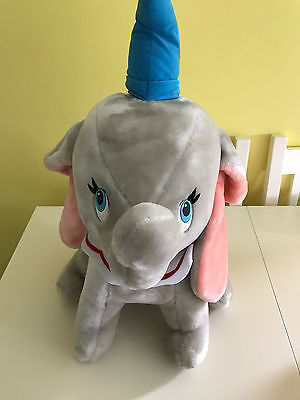 Disney's Dumbo 22 inch XL Plush Cuddly Toy Ultra Rare