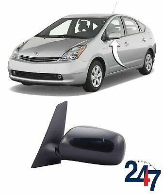 TOYOTA PRIUS 2009-2016 NEW PAINTED WING MIRROR COVER N//S LEFT ANY COLOUR
