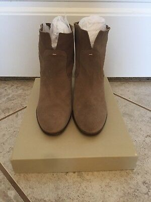 274a1899292 New Vince Camuto Feina Bootie Ankle Boots Khaki Tan Leather 3+