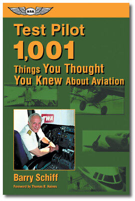 ASA Test Pilot: 1,001 Things You Thought You Knew About Aviation - ASA-PLT-TEST