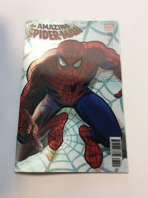 Amazing Spider-Man #789 Ross Lh 3D Lenticular Variant Marvel Legacy Fall Part 1