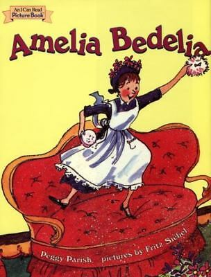 I Can Read Picture Book: Amelia Bedelia by Peggy Parish (1999) Hardback, DJ
