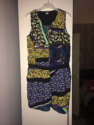 ** Girls River Island Playsuit Age 11 **