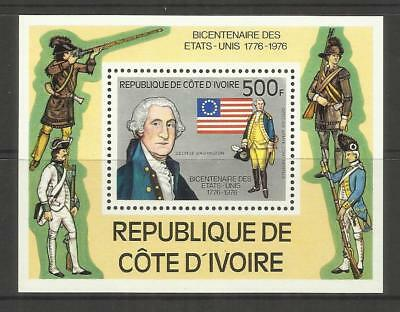 Ivory Coast Cote D'ivoire ~ Small Cto Collection