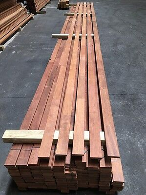 MERBAU DECKING 90x19mm 5.7m FJ Multi Joint Set Length ( 9 - 11 Joints ) $4.30/lm