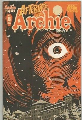 Afterlife With Archie  # 8~~~Horror 1St Print~~~Very Fine