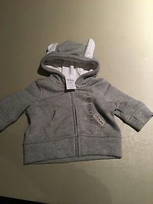 baby gap 0-3 months Hooded Bunny Jacket