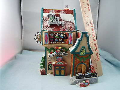 Department 56 Jack In The Box Plant No. 2 Figurine