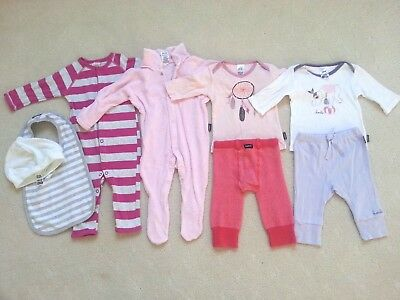 """""""BONDS"""" Baby Girls Winter Bundle, Sz 00 in Excellent used Condition"""