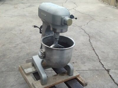 Hobart A200 20Qt Mixer With Bowl And Paddle