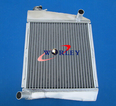 FOR AUSTIN ROVER MINI COOPER MORRIS Aluminum Radiator 1967-1991 90 89 87 88 86