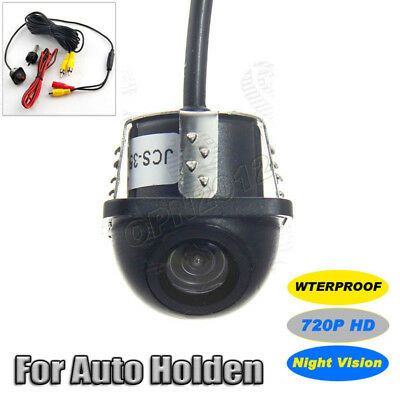 Car Reverse Parking Rearview Camera Colored CCD HD 720P Night Vision For Holden