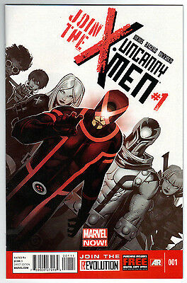 Uncanny X-men Issue 1 (v3 2013) NM+ condition Bendis Story Bachalo Artwork