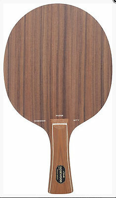 Stiga Rosewood NCT V (FL) Prof Table Tennis Blade (New, made in Sweden)