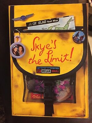 """American Girl, """"Skye's The Limit"""".  2003 Pleasant Co. Book."""
