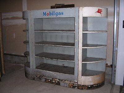 Mobil Gas & Oil collection, make your own gas station!