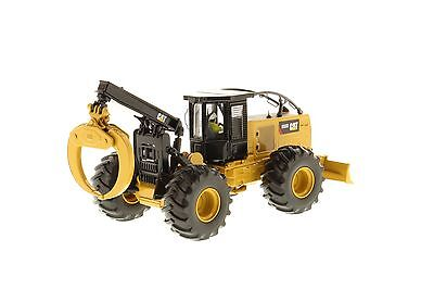 Caterpillar 1:50 scale Cat 555D Wheel Skidder - Diecast Masters 85932